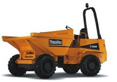 dump truck training manchester