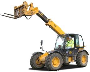 Telescopic Handler Forklifts Manchester